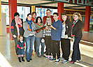 Spendenübergabe Weihnachtsmarkt 2013